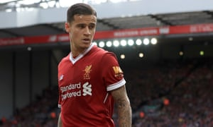 Philippe Coutinho has left Liverpool in a £142m deal.