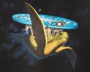 Great A'Tuin