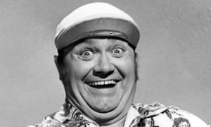 Harry Secombe from the Goon Show.