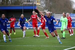 Goal for Chelsea!