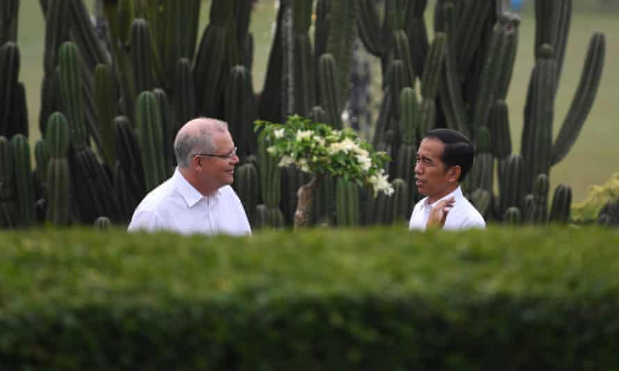 Australian prime minister Scott Morrison and his Indonesian counterpart Joko Widodo are expected to discuss threats of terrorism and radicalisation on the sidelines of the Asean summit.