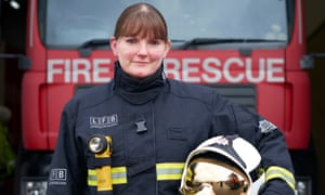 Dany Cotton, the new commissioner of London fire brigade.