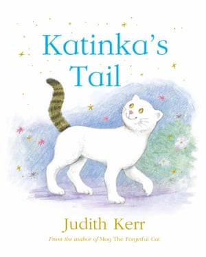 the cover of Katinka's Tail by Judith Kerr.
