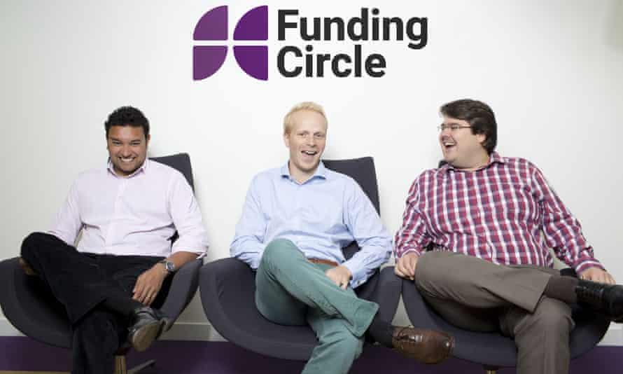 Samir Desai, James Meekings and Andrew Mullinger