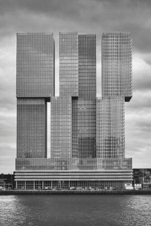 De Rotterdam, Rotterdam, The Netherlands, 2013 by OMA