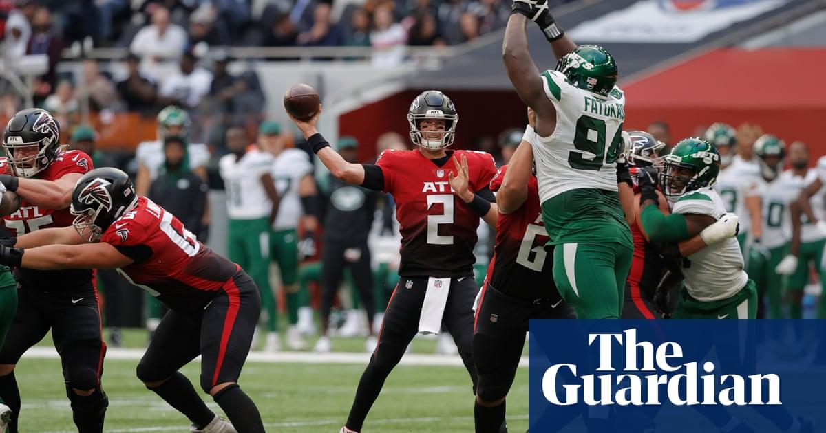 Atlanta Falcons' Matt Ryan soars to new heights in win over New York Jets