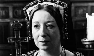 Frances Cuka in the 1972 film Henry VIII and his Six Wives.