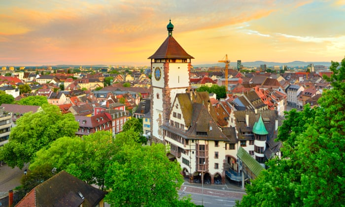 From 'green' trains to eco-hotels: why Germany is one of Europe's top sustainable travel destinations