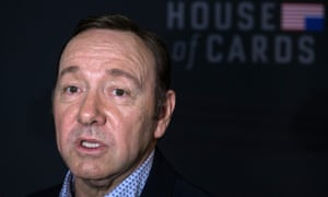 Kevin Spacey in 2016, the year the alleged assault was said to have taken place. According to the Boston Globe, the charge against Spacey is a felony.
