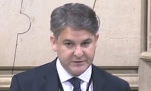 Philip Davies speaking in Westminster Hall in 2015