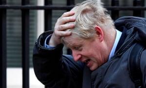 Tory leadership frontrunner Boris Johnson has endured several media and PR challenges this week.