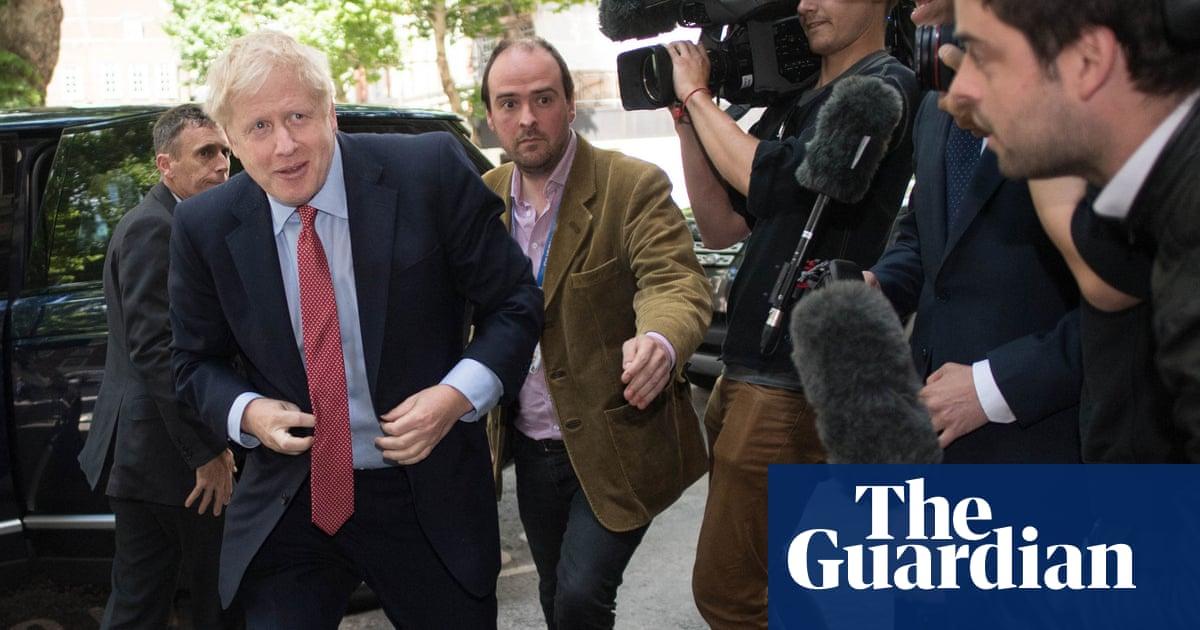 Boris Johnson refuses to appear on Sky Tory leadership debate