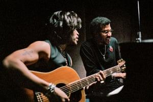 Lionel & Lenny Kravitz