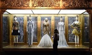 Alexander McQueen's Savage Beauty exhibition