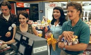 'My dad thought it was Wynonna Judd' … Reality Bites.