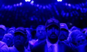 audience at nra