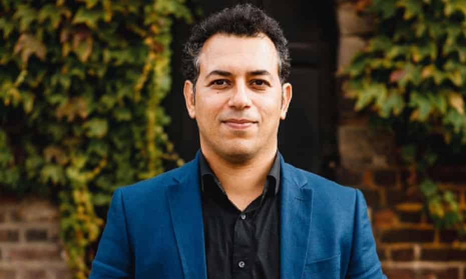 "'The leading candidate"" … Tarek Iskander."