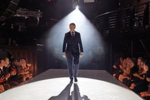 Catwalk king … Steve Coogan in Greed.