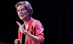 Elizabeth Warren has proposed a tax of 2% on fortunes of $50m or more.
