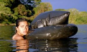 Hostile waters … Sin Nombre, Fukunaga's 2009 film about crossing the US border.