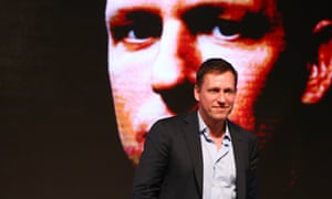 Peter Thiel, co-founder of PayPal and a Facebook board member, recently donated $1.25m to Trump's campaign.