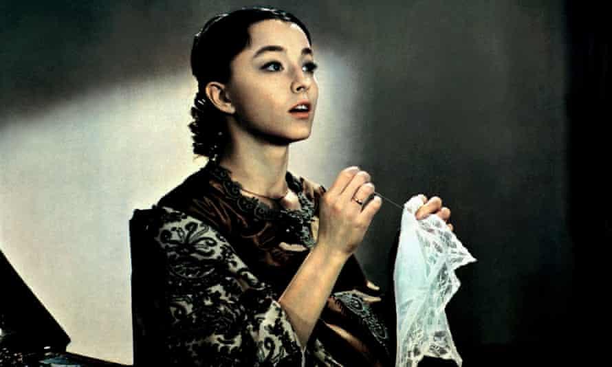 Lyudmila Saveleva as Natasha in 1967. Photograph: Allstar/Continental