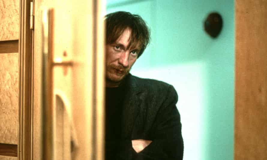 David Thewlis in Mike Leigh's film Naked.