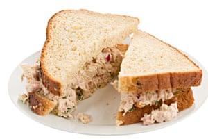 Heston Blumenthal's favourite: Tuna sandwich