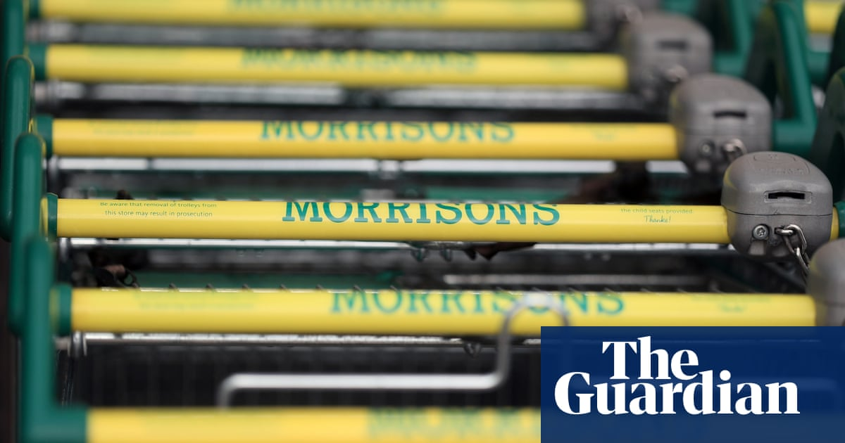 Morrisons profit drops as firm warns over supply chain crisis