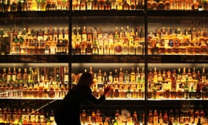Scotch exports to the US could be hit hard by the 25% tariffs announced on Wednesday.