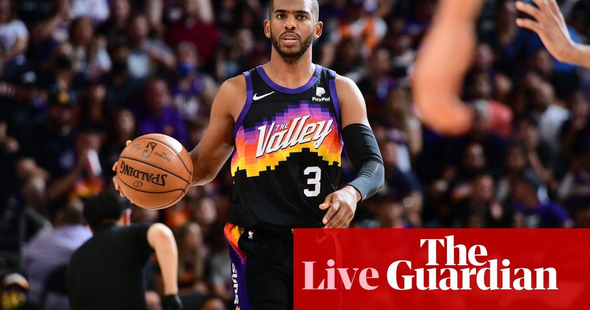 NBA finals 2021 Game 1: Phoenix Suns v Milwaukee Bucks