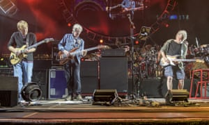 Grateful Dead's Fare Thee Well show
