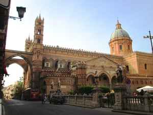 Arab-Norman Cathedral of Palermo.