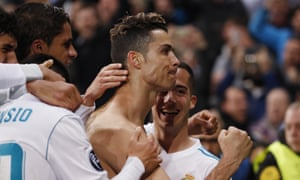 Football changes, Real Madrid remain' – how Ronaldo and co