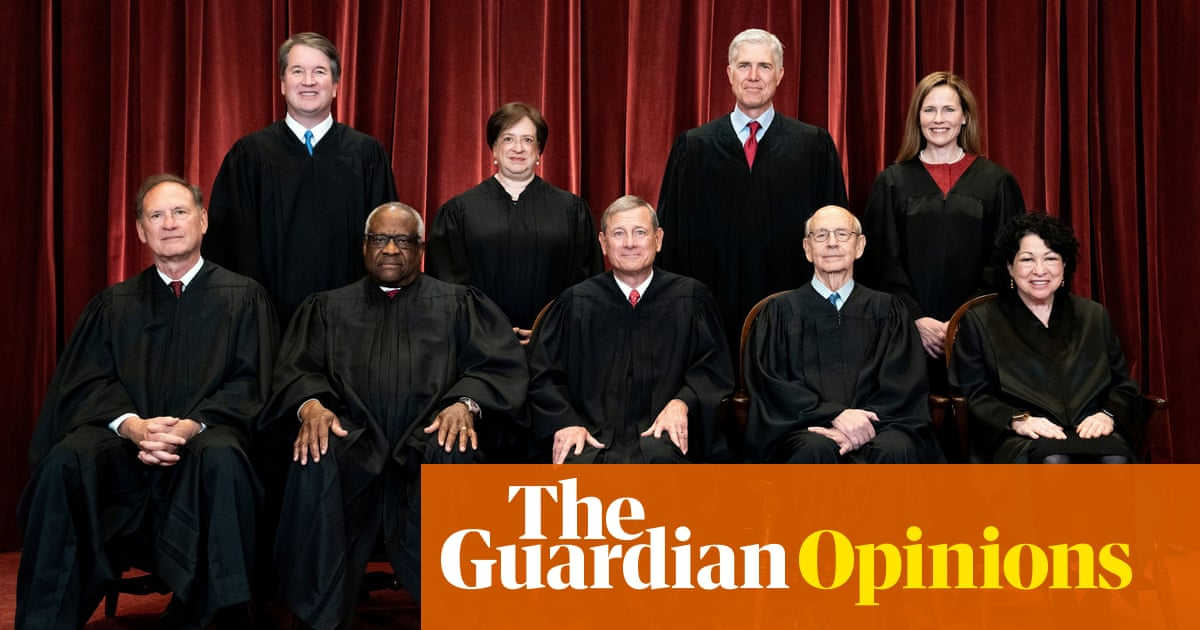 To protect the supreme court's legitimacy, a conservative justice should step down
