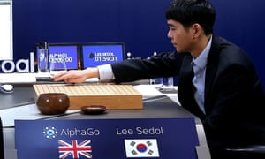 Lee Se-dol was beaten by Deepmind's AlphaGo programme in 2016. What happens when AI stops being just a game?