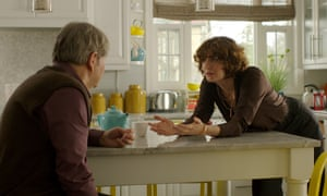 James Fleet and Anna Chancellor in Love of My Life.