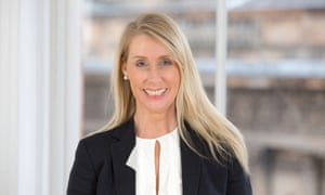 Debbie Crosbie, TSB's first female CEO, has made two external appointments, both male.