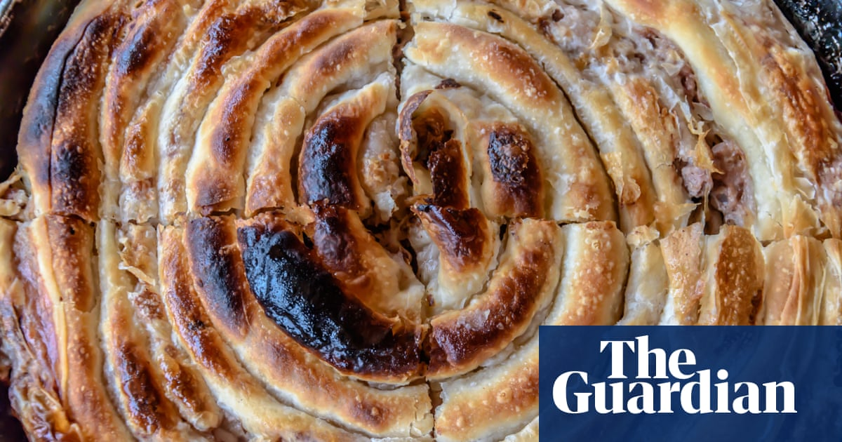 ' Bread is practically sacred ': how the savor of home sustained my refugee parents