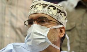 Abdelbaset al-Megrahi in 2009.