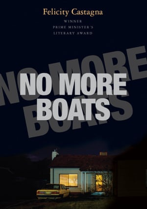 Cover image for No More Boats by Felicity Castagna
