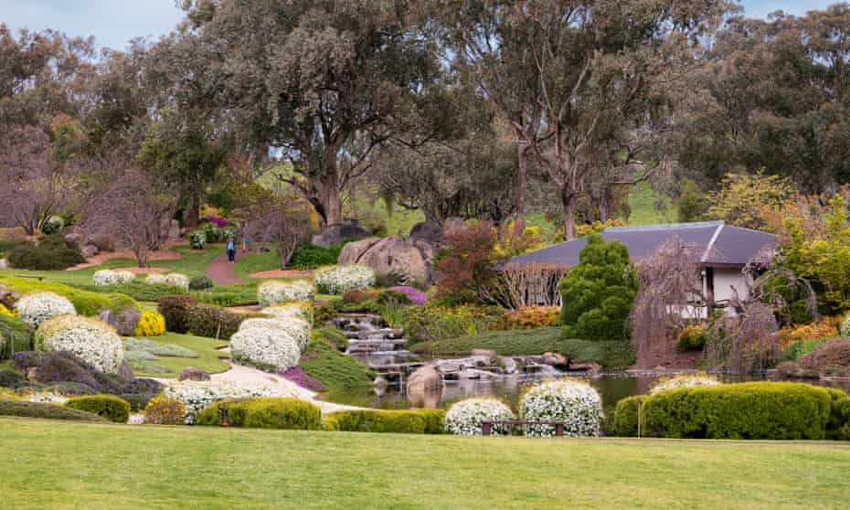 The Cowra Japanese Garden and Cultural Centre