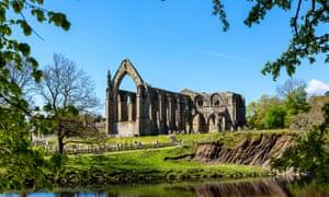 Bolton Abbey, Wharfedale.