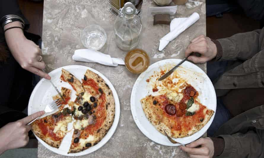 Neapolitan-style pizza is taking root all over the UK.