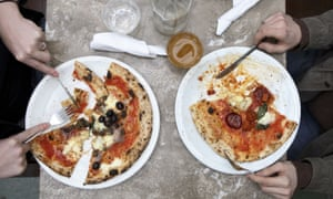 Restaurant chains such as Franco Manca are taking advantage of the surge in demand for food delivery.