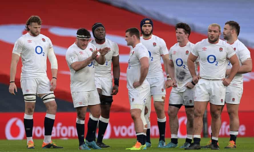 انگلیس در شش کشور 2021 سه شکست متحمل شکست شد و در برابر اسکاتلند ، ولز و ایرلند شکست خورد.