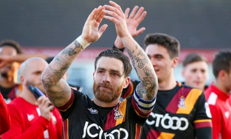 Bradford City show benefits of unity as play-off final with Millwall looms | Paul Wilson