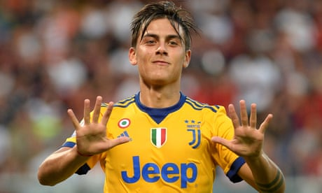 Paulo Dybala hat-trick rescues Juventus from terrible start against Genoa