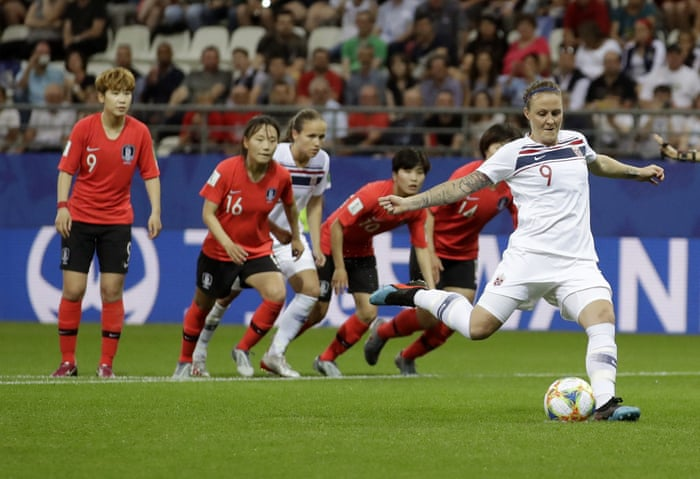 Nigeria 0-1 France, South Korea 1-2 Norway: Women's World Cup – as