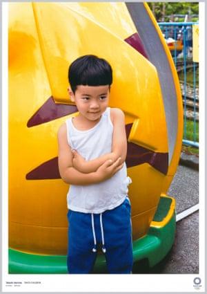 Tokyo Children by photographer Takashi Homma